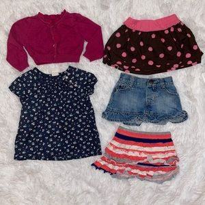 $7 Sale Lot of Girls Size 6-9 Months